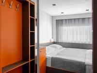 2-местная одноярусная каюта с двуспальной кроватью