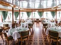 Ресторан шлюпочной палубы