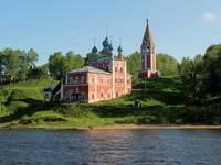 Тутаев, Церковь иконы Казанской Божьей Матери