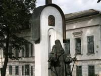 Памятник Макарию Калязину