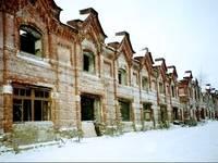 Руины Гостиного двора
