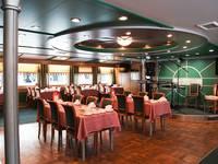 Бар-ресторан теплохода «Виссарион Белинский»
