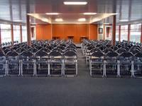 Конференц-зал теплохода «Виссарион Белинский»