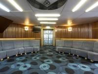 Холл на шлюпочной палубе теплохода «Феликс Дзержинский»