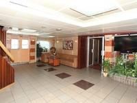 Холл главной палубы теплохода «Михаил Фрунзе»
