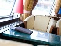 Панорама-бар на средней палубе
