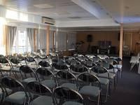 Конференц-зал теплохода «Константин Коротков»