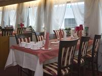 Бар-ресторан теплохода «Константин Коротков»