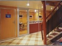 Комната для видео игр на главной палубе