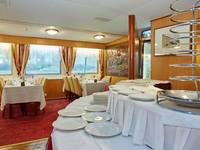 Ресторан Арбат на шлюпочной палубе