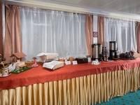 Кофе-стейшн теплохода «Александр Пушкин»