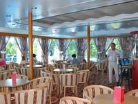 Музыкальный салон-бар «Панорама» теплохода «Александр Радищев»