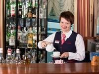 Малый бар теплохода «Константин Симонов»