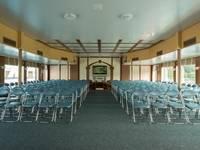 Конференц-зал теплохода «Константин Симонов»