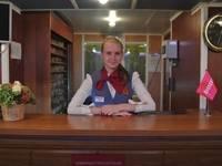 Администраторская теплохода «Александр Суворов»