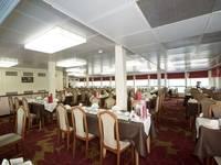 Ресторан «Волга» теплохода «Георгий Жуков»